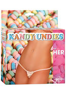Edible Kandy Undies For Her
