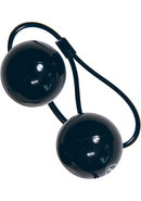 Wisper Collection Nen Wa Balls Waterproof Black