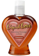 Liquid Love Warming Massage Lotion 4...