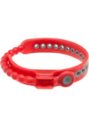 Perfect Fit Speed Shift Cock Ring Red 17 Adjustable Sizes