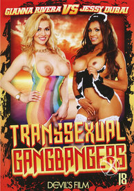 Transsexual Gangbangers 18