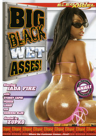 Big Black Wet Asses 01