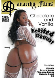 Chocolate Vanilla Frosted Do (disc)