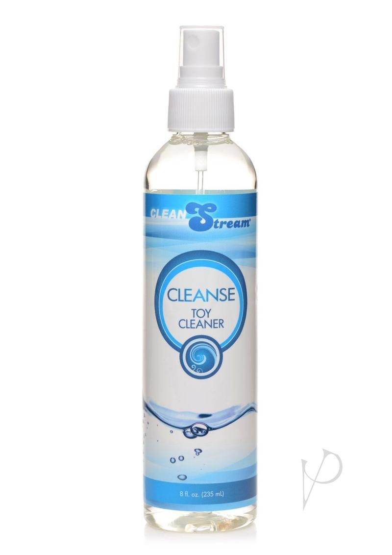 Clean Stream Cleanse Toy Cleaner Natural Anti-bacterial 8 Ounce