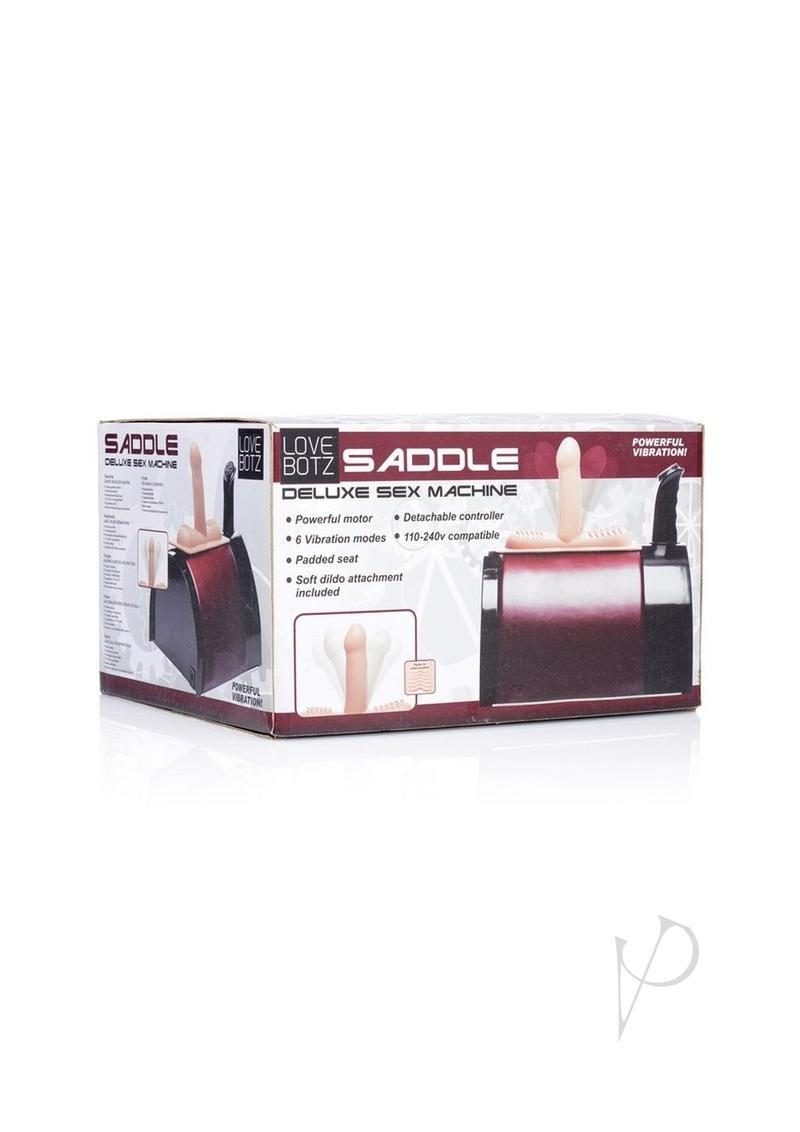Lb Saddle Deluxe Sex Machine